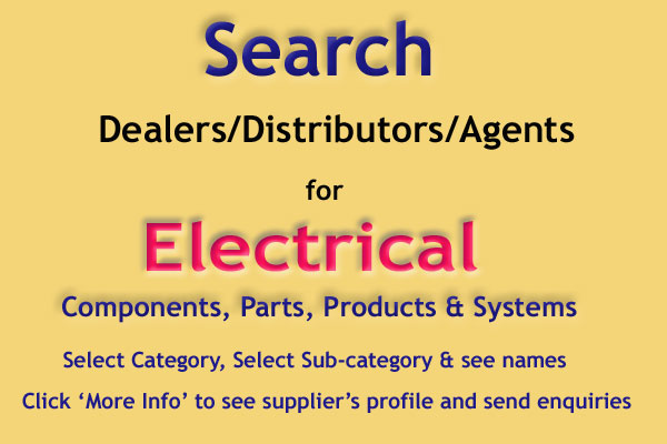 Electrical dealers