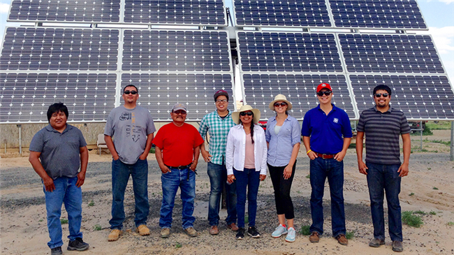 Native People Offer a Solar Alternative to Fossil Fuels :