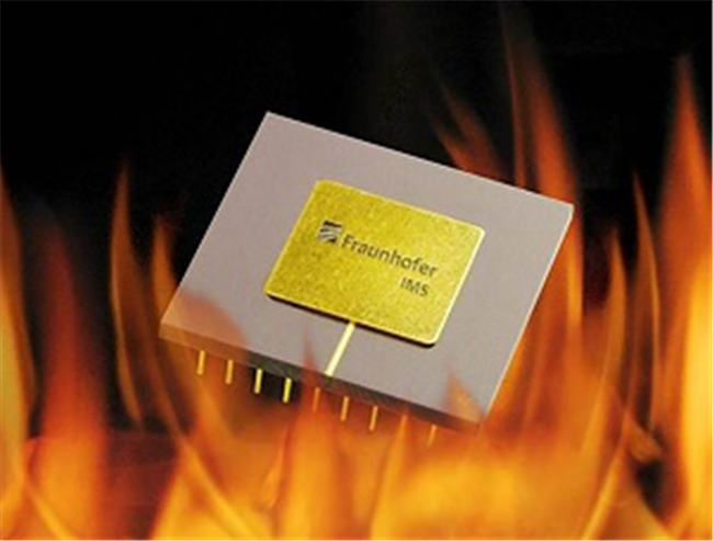 Heat-Resistant Capacitors: Stability at up to 300 Degrees Celsius :