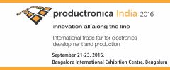Productronica-India 2016